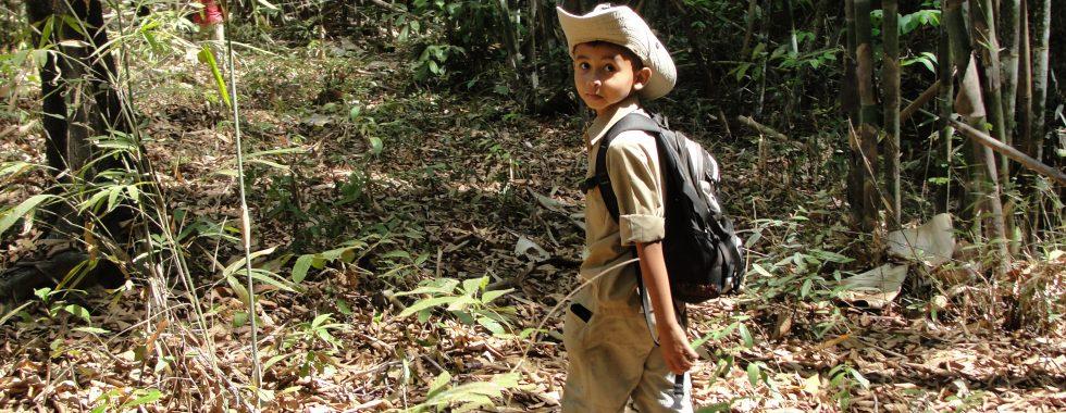 Randonnée pour petit et grand Ratanakiri Cambodge
