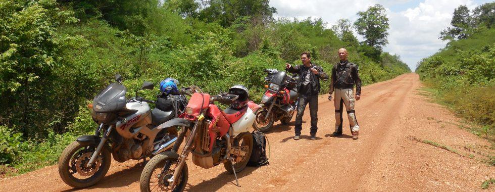 Tour de moto Ratanakiri