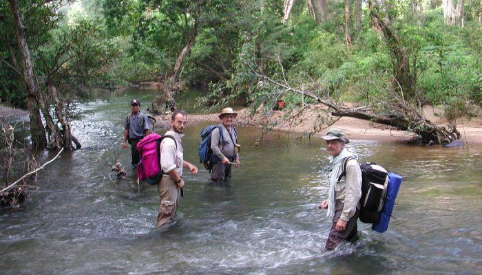 Trek à Ratanakiri au Cambodge